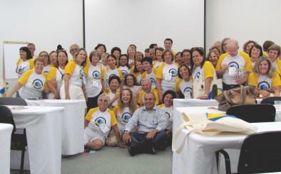 CEDS/SP promoveu no início de fevereiro um evento para aposentados e pensionistas