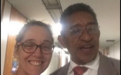 Presidente do CEDS/SP realiza visita a parlamentares em Brasília