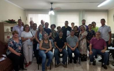 Foi realizada no último sábado, dia 16 de março de 2019, na sede institucional do Conselho Estadual das Delegacias Sindicais do Estado de São Paulo (CEDS-SP), a primeira reunião ordinária de 2019.