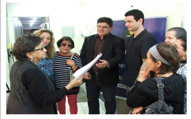 RECLAMAÇÕES E/OU SUGESTÕES REFERENTES À PRESTAÇÃO DE SERVIÇOS JURÍDICOS EM SÃO PAULO