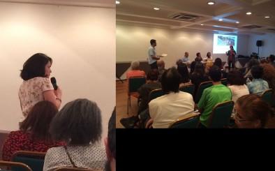 Dirigentes Sindicais de São Paulo compareceram a seminário sobre teletrabalho organizado pelo SINSPREV/SP