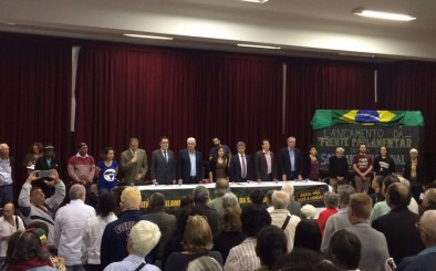 CEDS/SP – Trabalho Parlamentar em defesa  da sociedade brasileira