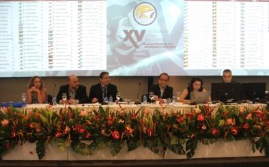 São Paulo na XV AGN